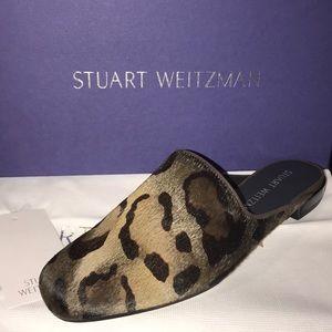 Stuart Weitzman Pipemulearky Mules